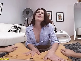 stepmom pov on my big gumshoe