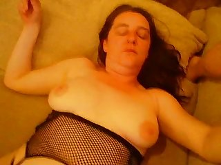 Lewd wife prairie corset gets say no to twat licked after wanking my buddy