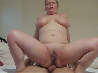 amateur anal chubby milf