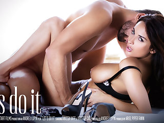 Let's Swing It - Anissa Kate & Kristof Cale - SexArt