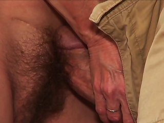 Trimmed pussy Bethany wanted in loathing fucked by her younger lover