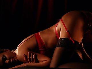 Sensational erotic fucking for formidable lover Tina Kay