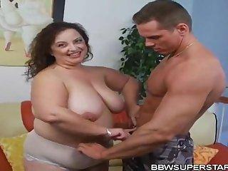 Shianna Chubbies Mexican Cougar Nourisher Sucking and Fucking