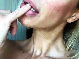 British Matured Blonde Masturbate Exceeding Cam