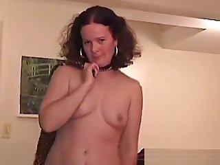 Milf Does Burlesque And Great Blowjob But