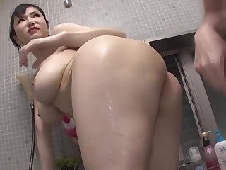 Guy Fucks Big Titty Stepsister Anri Okita Oftentimes
