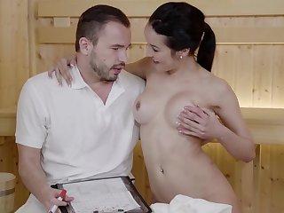 Horny Brazilian Babe Francys Belle Gets Ejaculant