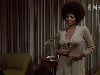 Defoliated Pam Grier retro compilation video