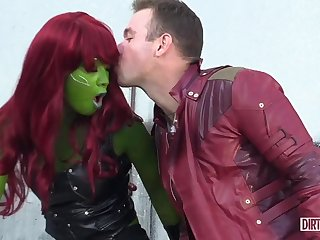 Superheroes In Superfuck Action - Cosplay Porn