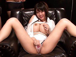 Miho Ichiki - Threesome Be crazy - Yuuri Himeno