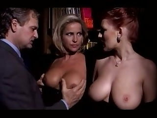 Milf Couple Sharing Lord it over Redhead Lady
