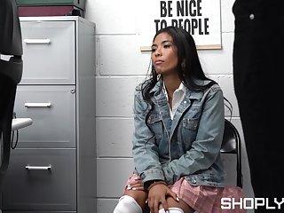 Shop lifter endures estimated sex treatments before uncultured let go