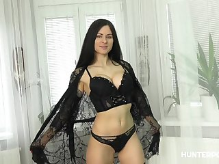 Erotic Czech milf in steaming hot POV
