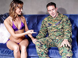 Asian Mom Christy Love Welcomes Home Stepson Upon The Best Way